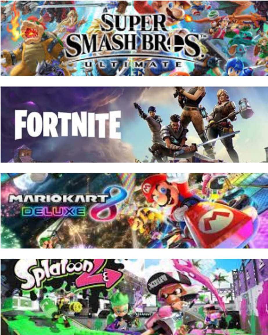 Gaming | Virtual Reality & Nintendo Switch | Wonderfly Arena